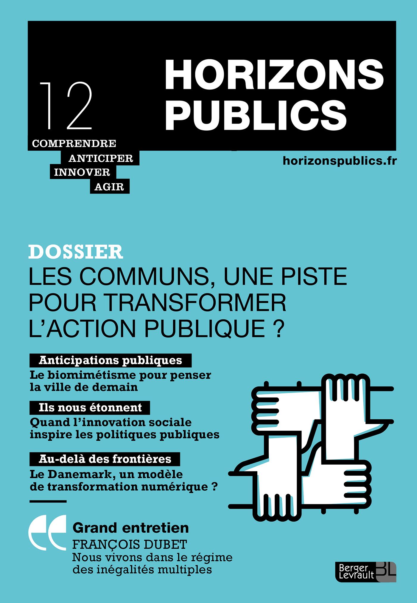review_cover_Les communs, une piste pour transformer l'action publique ?