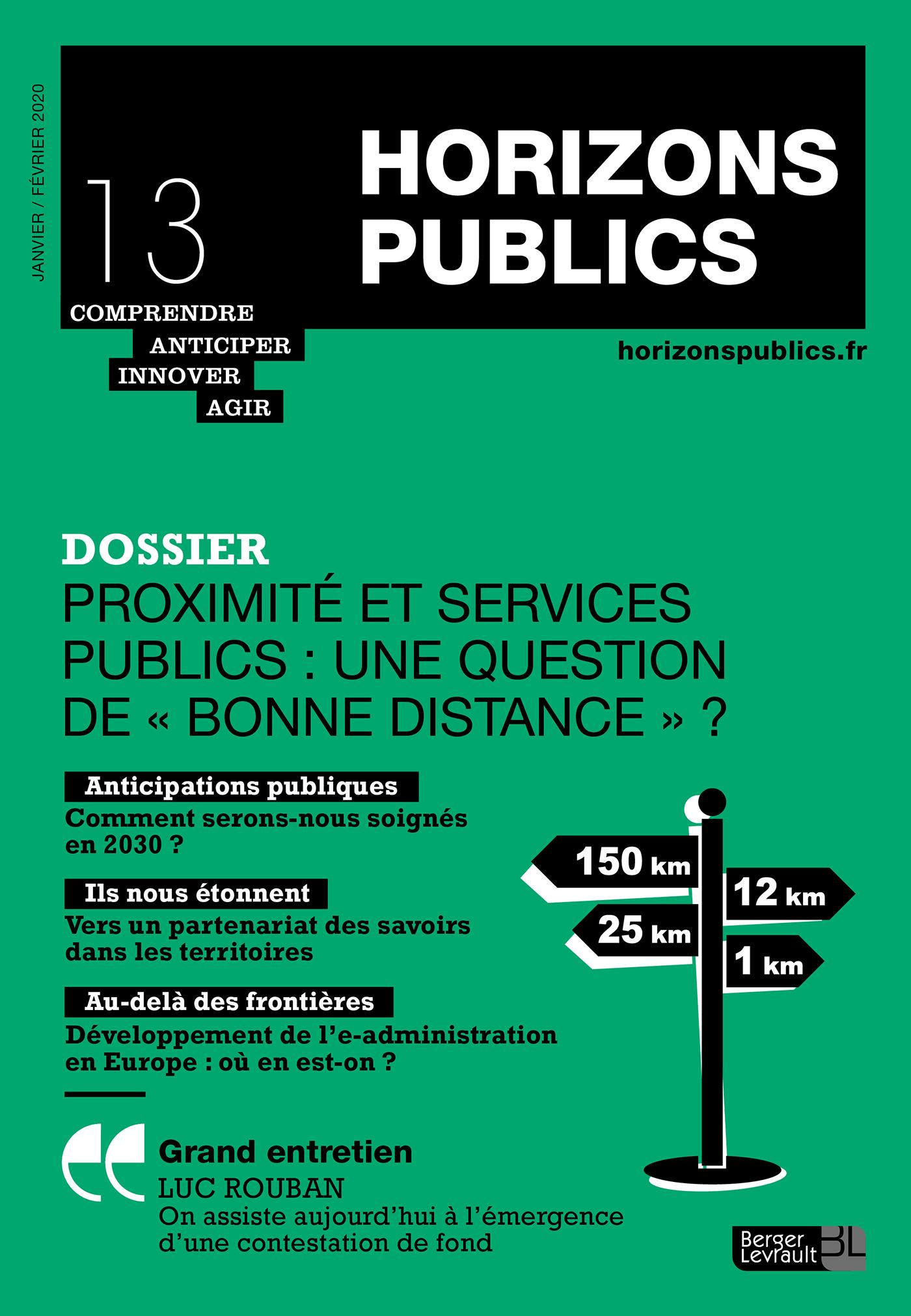 review_cover_Proximité et services publics : une question de « bonne distance » ?