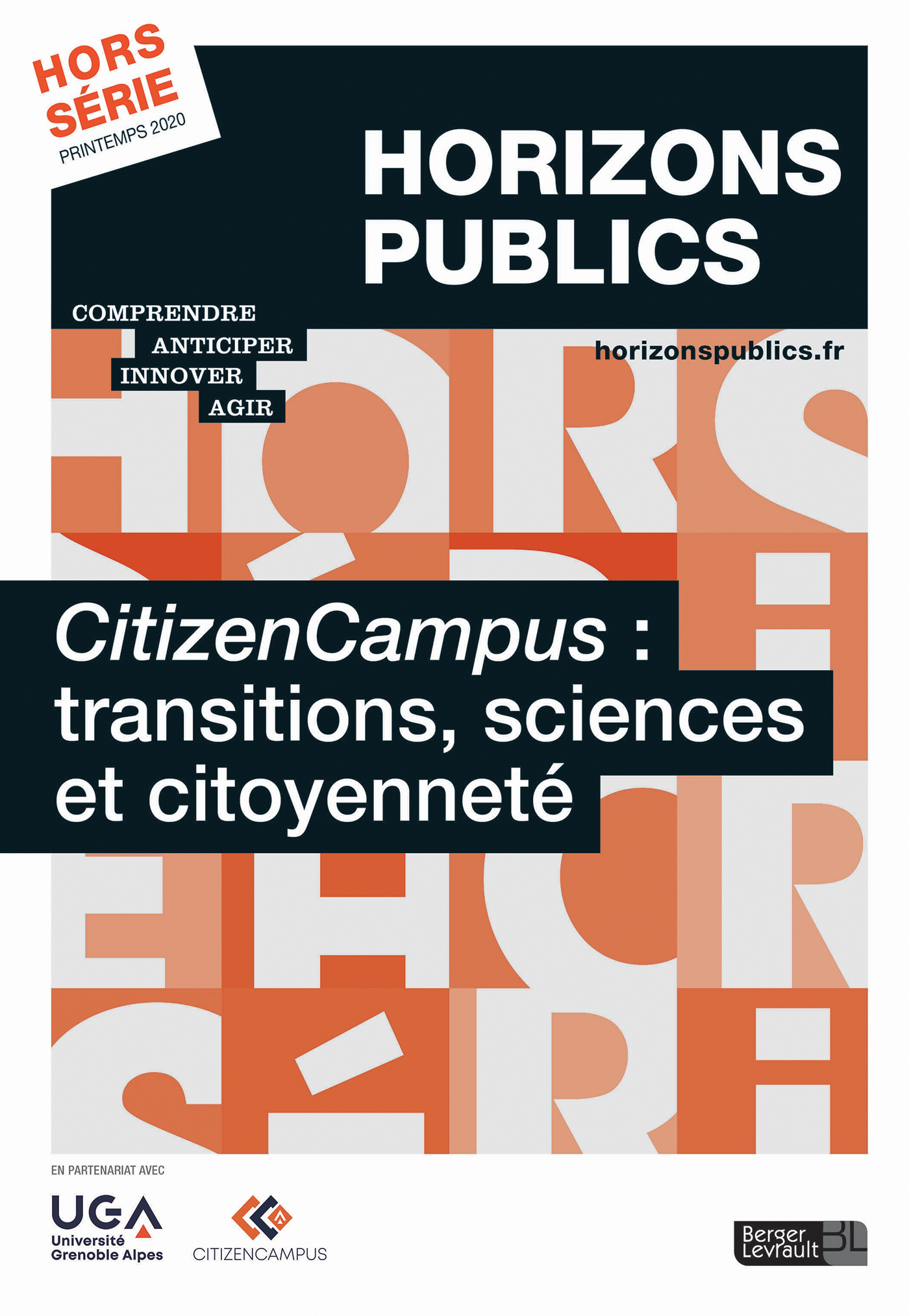 review_cover_CitizenCampus : transitions, sciences et citoyenneté