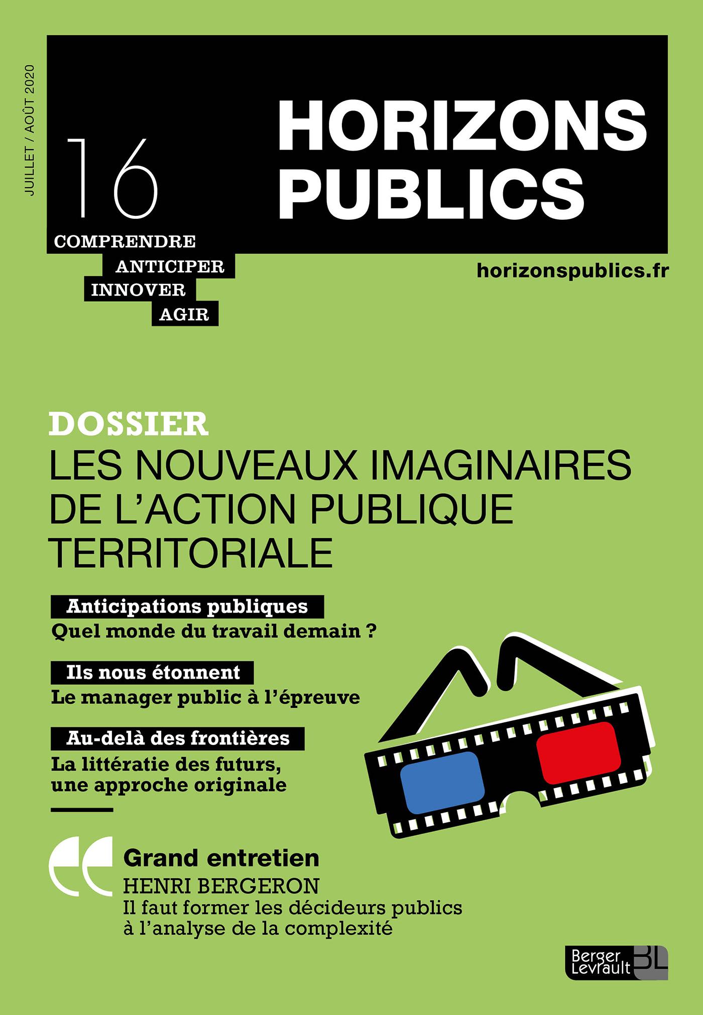 review_cover_Les nouveaux imaginaires de l'action publique territoriale