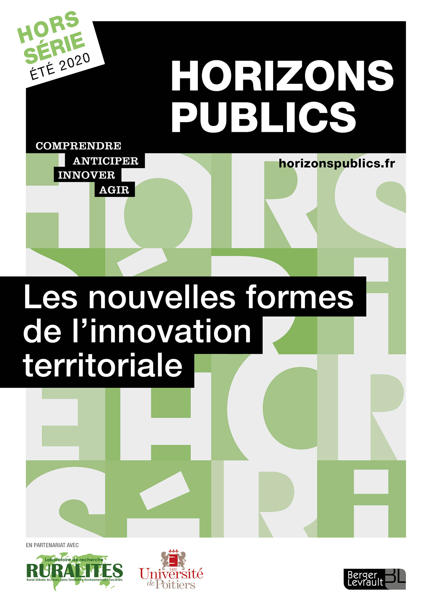 review_cover_Les nouvelles formes de l'innovation territoriale