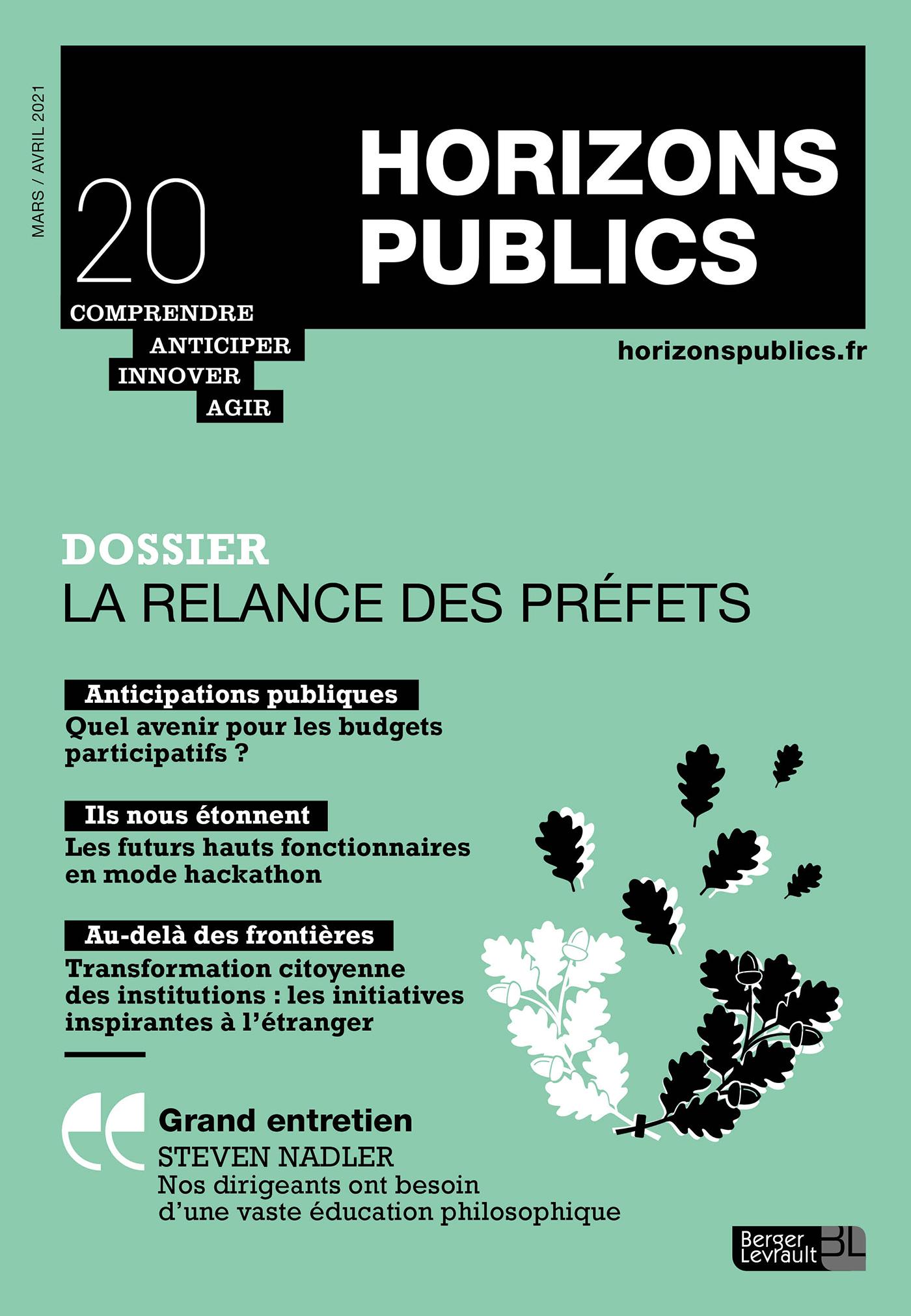 review_cover_La relance des préfets