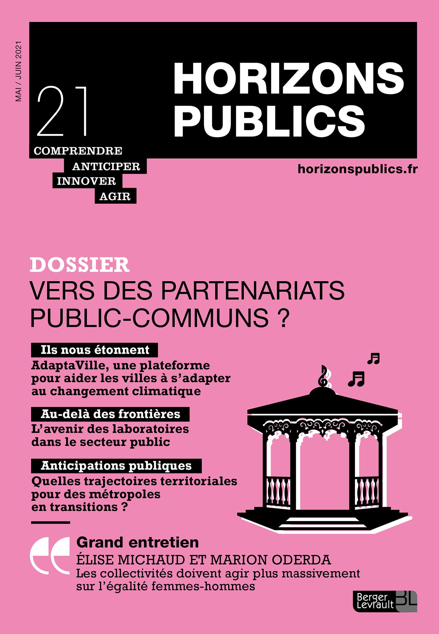 review_cover_Vers des partenariats public-communs ?