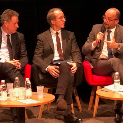Nicolas Revel, Philippe Arramon-Tucoo, Thierry Beaudet